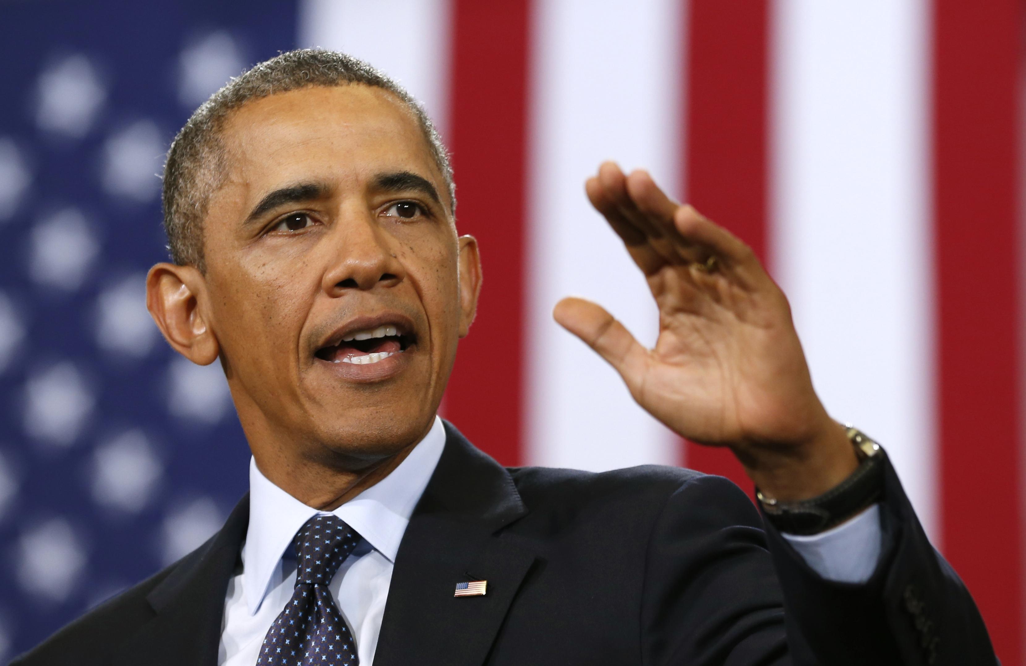 درس أوباما والعلاقات مع العرب