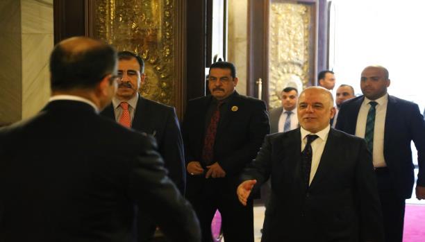 العراق: الرئاسات الثلاث تبحث تحديات معركة الموصل