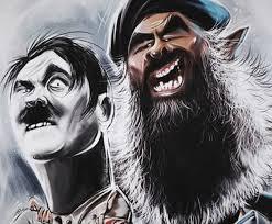الموصل برلين والبغدادي هتلر؟