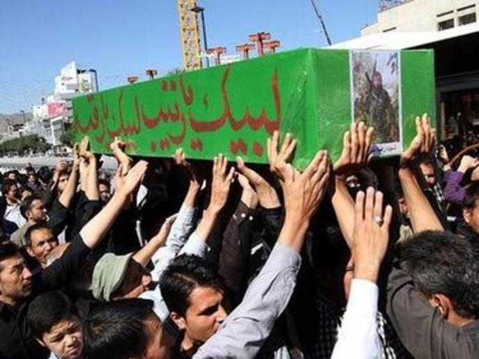 """صناعة """"شهيد"""": لماذا يذهب شاب إيراني للقتال في سورية؟"""