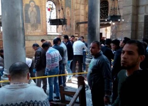 الكنيسة بعد المسجد في مرمى الإرهاب