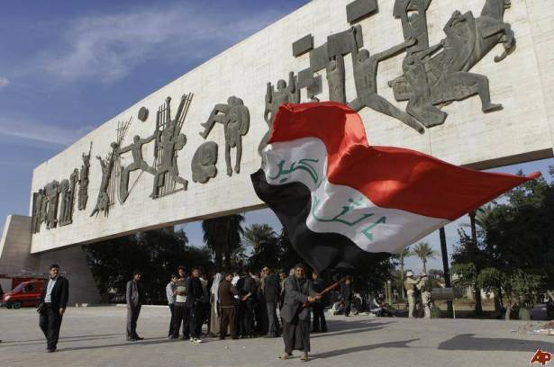 العودة للصراع على العراق