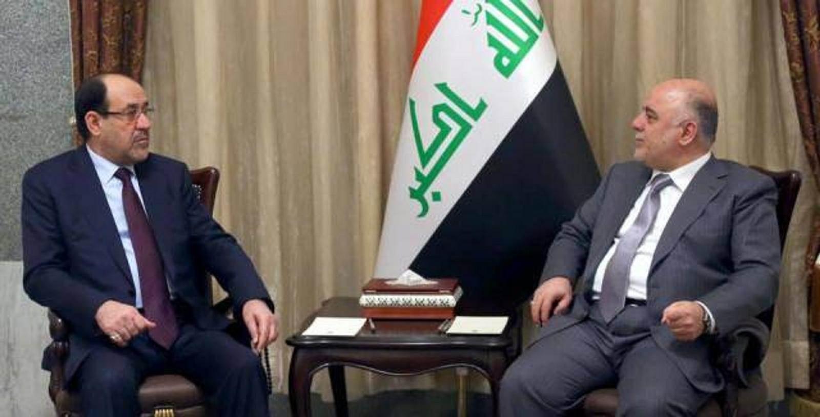 تصاعد الصراع بين العبادي والمالكي مع قرب الانتخابات