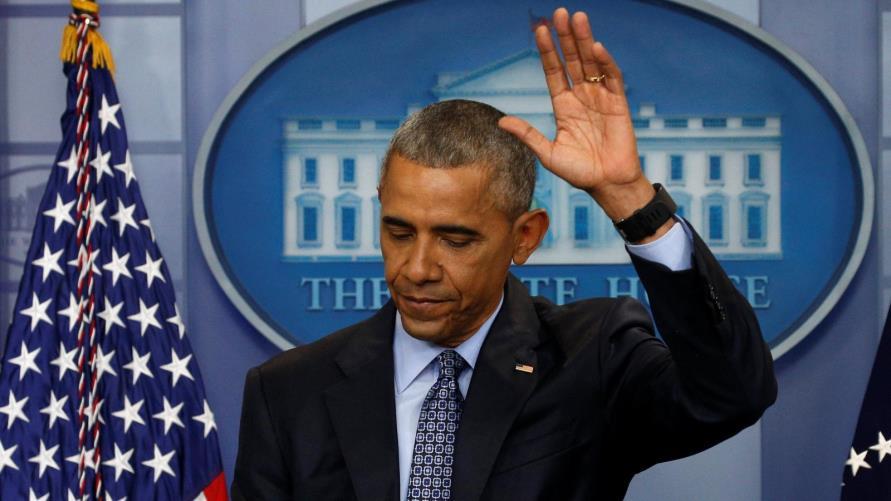 باراك أوباما.. وانتهت حكاية البيت الأبيض