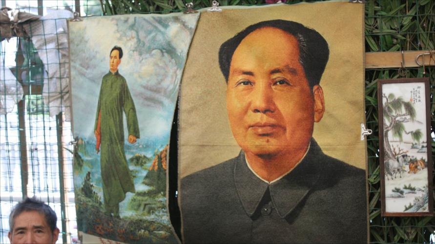 """ماو تسي تونغ.. """"القائد الأكبر"""" للصين المنقسمة بشأنه"""