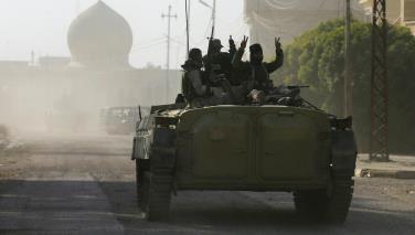 القوات العراقية تعلن استعادة جامعة الموصل