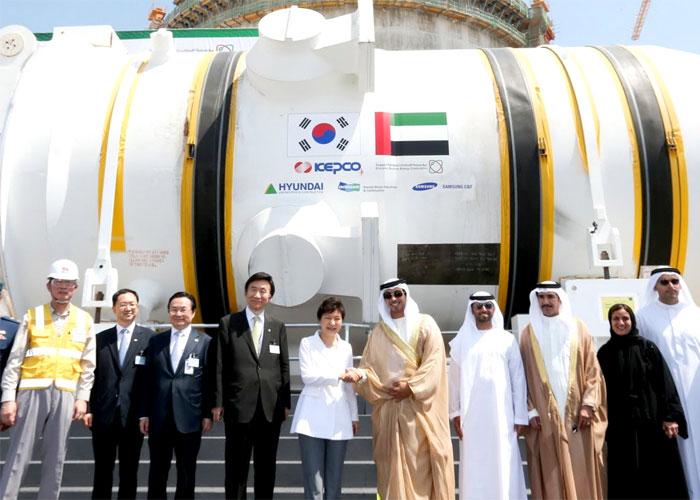 أبوظبي تستعد لتشغيل أول محطة للطاقة النووية في مايو المقبل