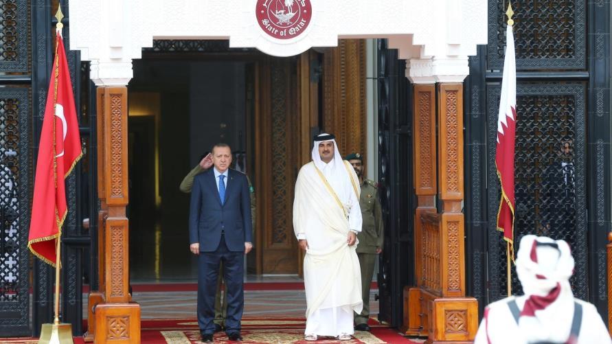 قطر وتركيا.. 12 قمة في 30 شهرا