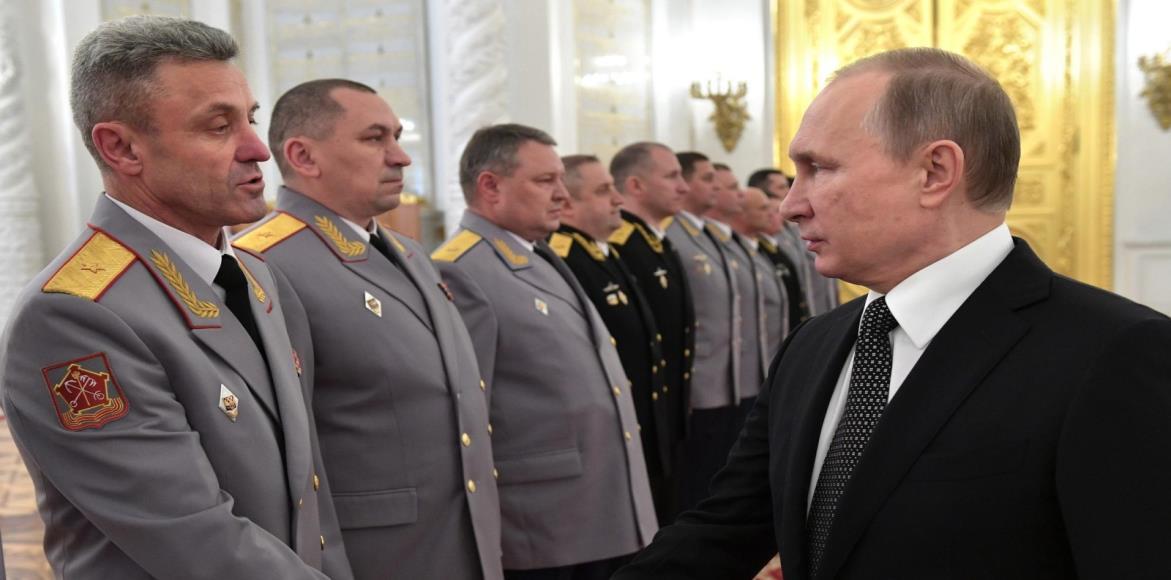 التوازن الروسي الهش