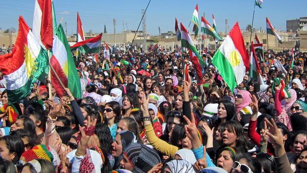 كرد سورية بين حجري رحى!