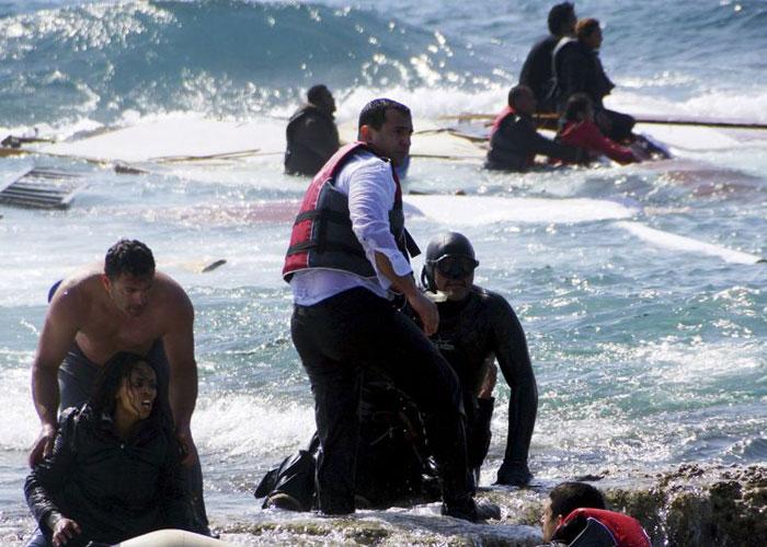 منظمات الإنقاذ متهمة بإغراق المهاجرين