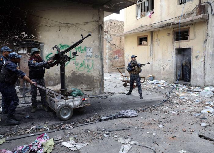 الاستخبارات العسكرية العراقية تعلن مقتل الرجل الثاني في تنظيم داعش