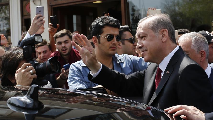 أبرز صلاحيات الرئيس التركي بالدستور المعدّل