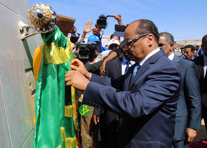 موريتانيا والصين تبحثان تعزيز العلاقات