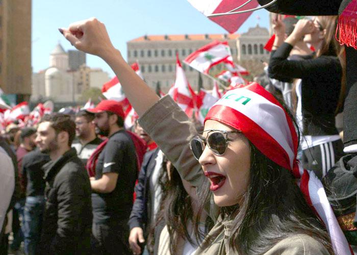 المرأة اللبنانية على هامش القانون الانتخابي