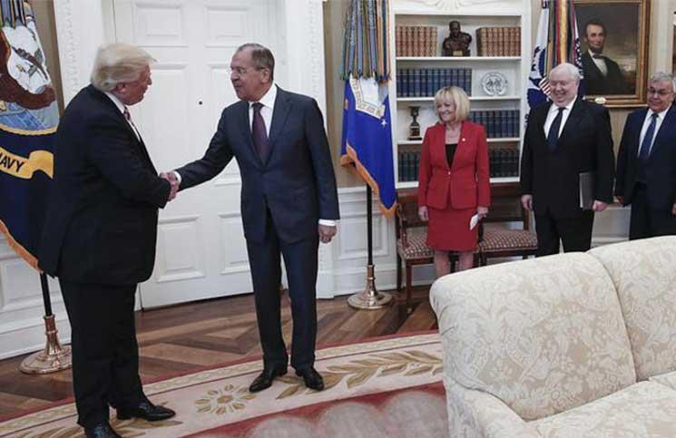 مناطحة أمريكية ـ روسية فوق الجغرافيا السورية