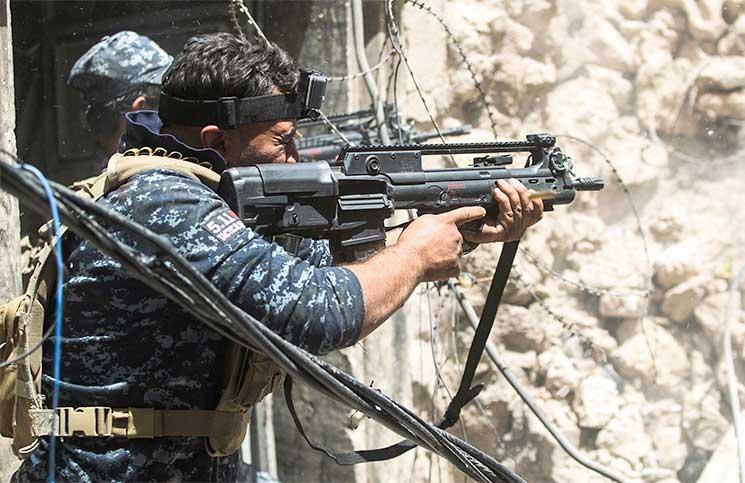القوات العراقية تستعيد حيين في الموصل القديمة وتسعى لتشتيت عناصر «الدولة»