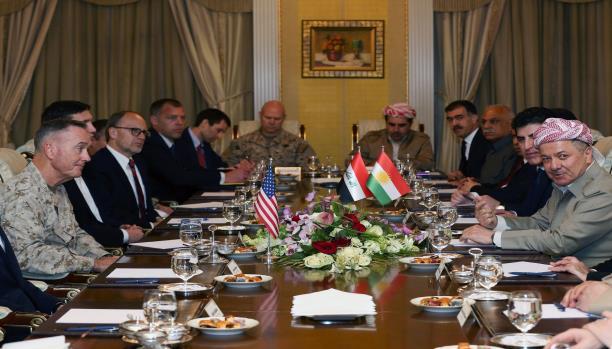 أميركا والكرد.. بين الأمن والأخلاق