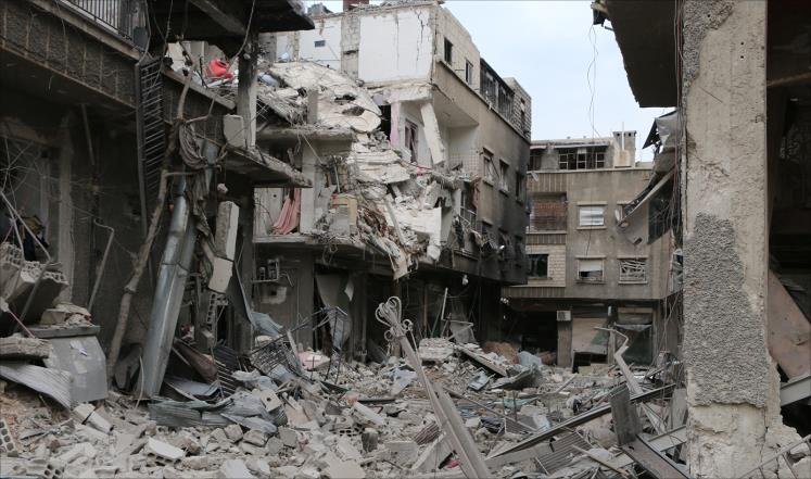 حي القابون بدمشق مصير أسوأ من التهجير