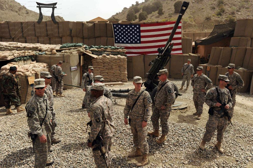 في حامية التنف الصحراوية القصية في سورية.. مواجهة أميركية-إيرانية تختمر