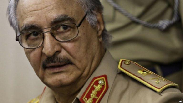 """منظمات مدنية في بنغازي تناشد المدعية العامة لـ""""الجنائية الدولية"""" التدخل لـ""""منع جرائم حرب جديدة لقوات حفتر"""" في المدينة"""