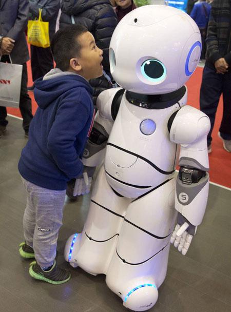 استراتيجية صينية طموحة لدخول عهد الذكاء الاصطناعي