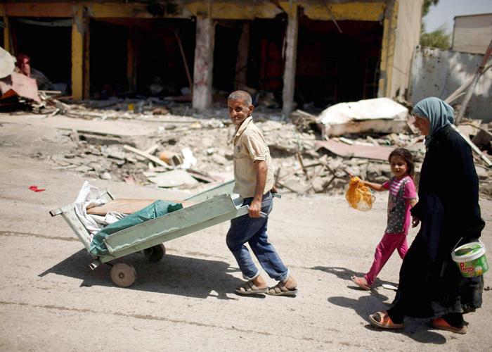 تعقيدات مالية وإدارية وسياسية تعيق تطبيع الحياة في الموصل