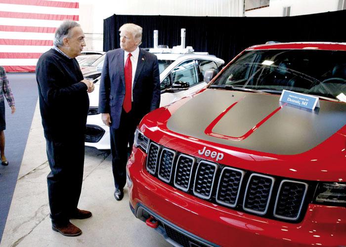 الصين تغزو صناعة السيارات بخطط لشراء فيات كرايسلر