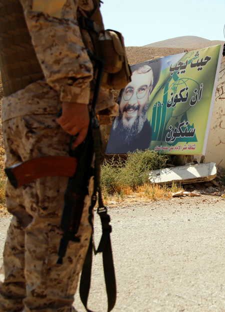 الطائرات الأميركية تدمّر صفقة حزب الله مع داعش