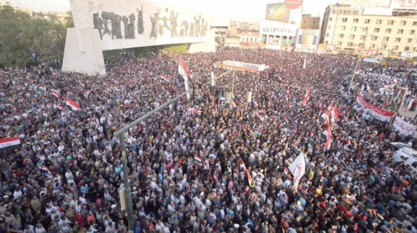 الصدر يطالب الجيش بالسيطرة على المناطق المحررة