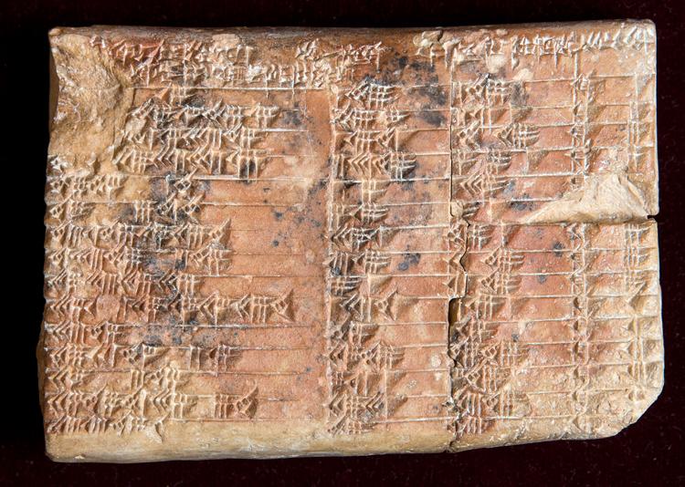البابليون ابتكروا علم المثلثات وسبقوا فيثاغورس إلى نظريته بألف عام