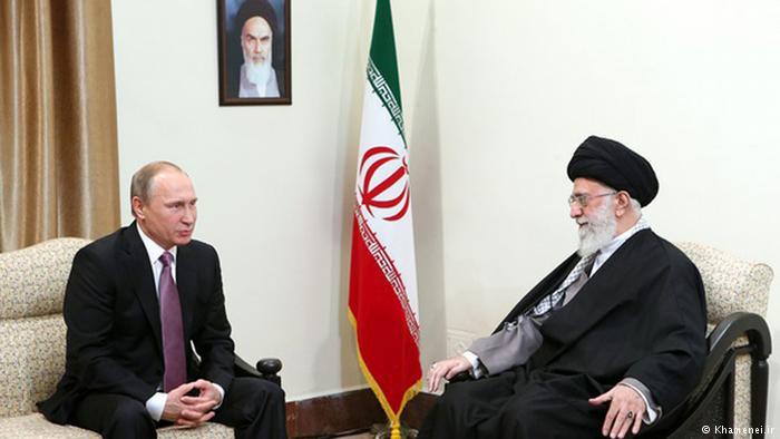 واشنطن تعتمد على موسكو لكبح النفوذ الإيراني