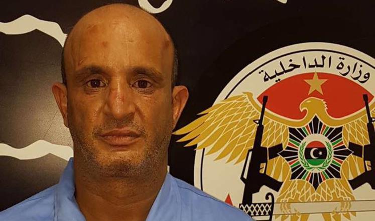 """""""ملك التهريب"""" في قبضة حكومة الوفاق الليبية"""