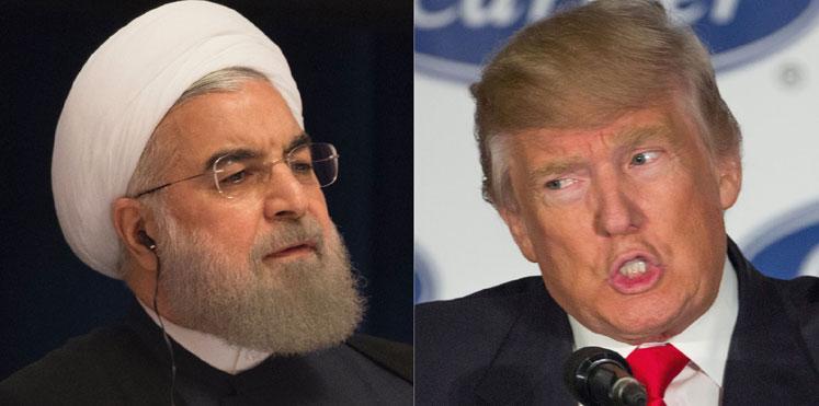 إيران ليست على وشك السقوط في فخ ترامب