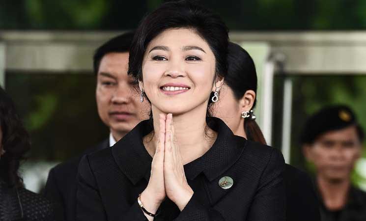 المجلس العسكري الحاكم في تايلاند ينفي وجود صفقة تسمح لرئيسة الوزراء السابقة بالهرب