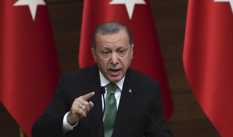 أردوغان: جولة أستانا ستكون مرحلة نهائية للمفاوضات السورية