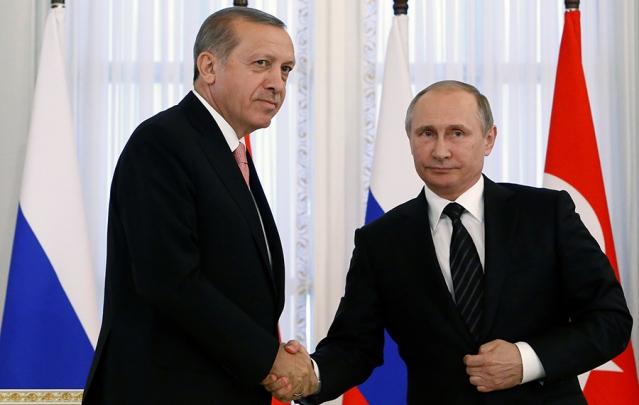 هل سيدوم تقارب تركيا من إيران وروسيا؟