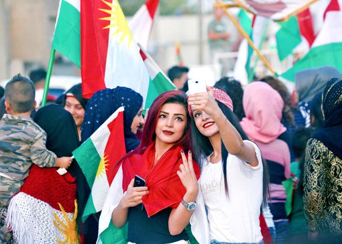 دمشق مستعدة للتفاوض مع الأكراد بشأن إقليم حكم ذاتي