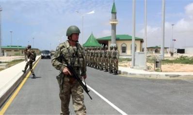 أبعاد القاعدة العسكرية التركية في الصومال