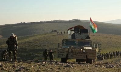 واشنطن تعلن وقفاً للنار شمال العراق