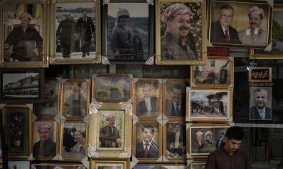 البارزاني يعاتب واشنطن لصمتها على معاقبة كردستان