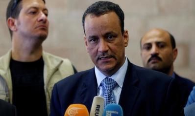 ولد الشيخ يدعو اليمنيين للتنازل من أجل السلام