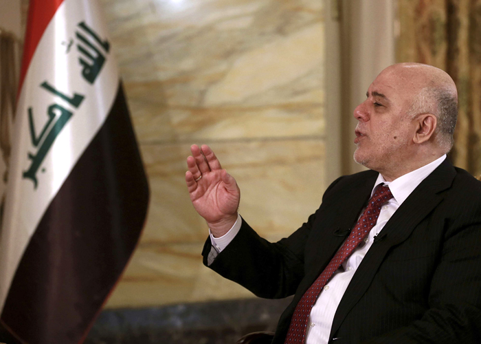 Abadi is preparing to campaign against the corrupt leaders in order to limit Irans role in Iraq