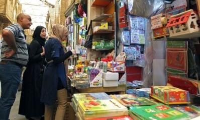 العراق: دعوات لزيادة الضرائب على السلع المستوردة