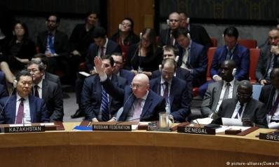 الفيتو الروسي العاشر حماية للنظام الأسدي