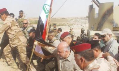 القوات العراقية حسمت معركة القائم في أربعة أيام