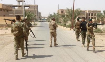 القوات العراقية تستعيد القائم ومعبرا حدوديا مع سوريا