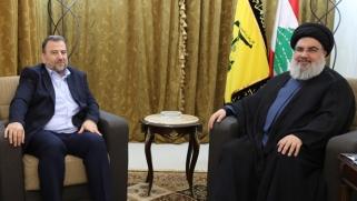 حماس لم تتراجع كليا عن خياراتها الإيرانية