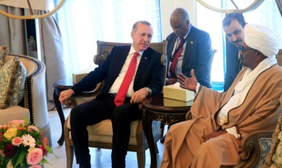 أردوغان: 22 اتفاقية مع السودان ونهدف لتعزيز التجارة