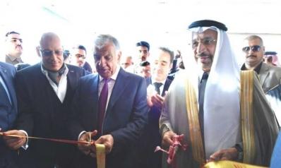 """وزير النفط العراقي جبار اللعيبي """"الوزير الذي لا يتعب"""""""